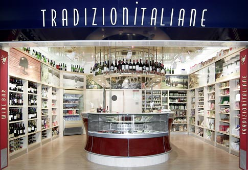 Arredo negozi alimentari sinthesi s r l for Arredamento negozi bologna